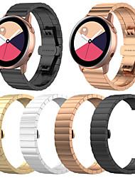 Недорогие -ремешок для часов для Samsung Galaxy Смотреть активные 2 Samsung Galaxy дизайн ювелирных изделий из нержавеющей стали ремешок