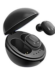 Недорогие -LITBest A10 TWS True Беспроводные наушники Беспроводное Мобильный телефон Bluetooth 5.0 С подавлением шума Стерео Двойные драйверы