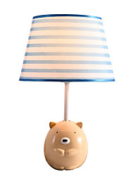 cheap -Table Lamp / Desk Lamp Creative / Decorative Contemporary / Artistic For Nursery / Kids Room Metal 220-240V Blushing Pink / Orange / Green
