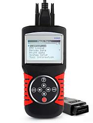 Недорогие -автомобильный сканер инструмент eobd obd2 obdii kw820 диагностический код читатель проверка сканирования двигателя