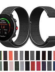 Недорогие -спортивный нейлоновый ремешок для часов ремешок на запястье для Polar Vantage м сменный браслет браслет