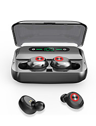 cheap -LITBest T10B TWS True Wireless Earbuds Wireless Bluetooth 5.0 Noise-Cancelling Stereo Dual Drivers HIFI with Charging Box for Mobile Phone