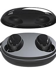 abordables -Caldecott K1 Casque TWS True Wireless Sans Fil Voyage et divertissement Bluetooth 5.0 Stereo Dual Drivers LA CHAÎNE HI-FI