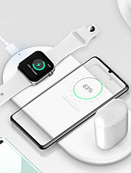 cheap -Wireless Charger USB Charger USB Charger Kit 1 USB Port 2 A DC 5V for Apple Watch Series 4 / Apple Watch Series 4/3/2/1 / Apple Watch Series 2 Apple