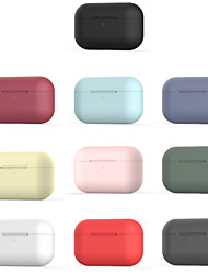 cheap -AirPods Case The New Silicone Soft  Lovely Pattern  Portable For  AirPods Pro (AirPods Charging Case Not Included)