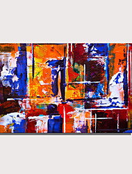 cheap -Print Rolled Canvas Prints Stretched Canvas Prints - Abstract Modern Art Prints
