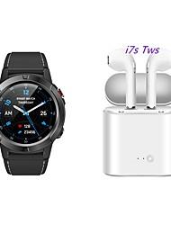 Недорогие -король-одежда&рег; m4 мужчины женщины smartwatch спортивные часы на открытом воздухе gps-карта вызов сердечного ритма высота высота мульти спортивный режим с беспроводной гарнитурой bluetooth tws