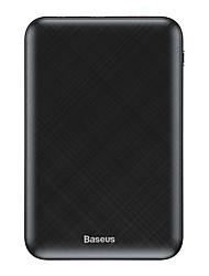 Недорогие -baseus mini s цифровой дисплей powerbank 10000 мАч издание pd черный