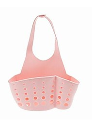 cheap -High Quality with Silica Gel Hanging Baskets Cooking Utensils Kitchen Storage 1 pcs