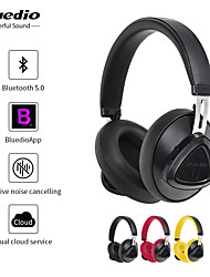 cheap -Bluedio TMS Wireless Active Noise Cancelling Headphone with Microphone Monitor Studio Bluetooth Headset Voice Control for Music and Phones