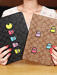 cheap -Case For Apple iPad Air / iPad 4/3/2 / iPad Mini 3/2/1 Shockproof / Dustproof / Ultra-thin Full Body Cases Cartoon PU Leather / TPU