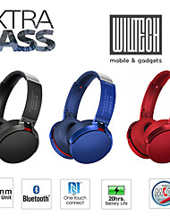 cheap -LITBest XB950 Over-ear Headphone Wired Travel Entertainment Bluetooth 4.1 Noise-Cancelling Stereo with Volume Control