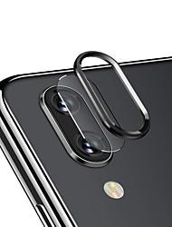 Недорогие -2 в 1 защитное кольцо для объектива камеры закаленное стекло пленка для xiaomi redmi note 7 / note 7pro