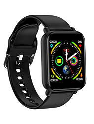 cheap -KW19 Smart Watch BT Fitness Tracker Support Notify/Heart Rate Monitor Sport Smartwatch Compatible Iphone/Samsung/Android Phones