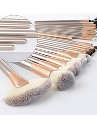 cheap -Professional Makeup Brushes Makeup Brush Set 12pcs Synthetic Hair Makeup Brushes for Makeup Brush Set