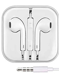 cheap -LITBest M-011 Wired In-ear Earphone Wired Mobile Phone Stereo with Microphone with Volume Control
