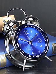 cheap -Alarm clock Analog - Digital Glass Quartz 1 pcs