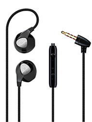 cheap -LITBest S10 Wired In-ear Earphone Wired Mobile Phone Stereo with Microphone with Volume Control