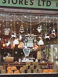 cheap -Christmas Ornaments Plastic Mini Cartoon Christmas Decoration