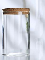 cheap -1pc Bulk Food Storage Glasses Storage