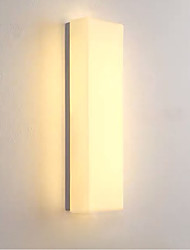 cheap -Mini Style Modern Wall Lamps Wall Sconces Bedroom Glass Wall Light IP24 220-240V 5 W