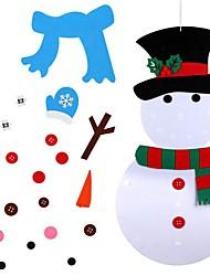 cheap -Christmas Ornaments Plastic Mini Novelty Christmas Decoration