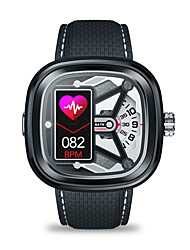 cheap -Zeblaze HYBRID 2 Smartwatch BT Fitness Tracker Support Notify/ Blood Pressure Mechanical Smart Watch for Samsung/ Iphone/ Android Phones