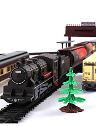 cheap -Toy Trains & Train Sets Train Train Exquisite Hand-made Parent-Child Interaction Plastic & Metal Kids All Toy Gift