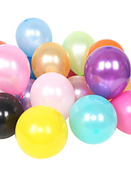 cheap -Balloons Round Creative Party Party Decorations 200pcs