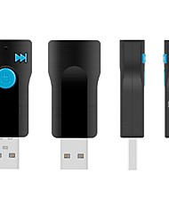 cheap -USB Power Supply Bluetooth Music Receiver With Handsfree Function And Support SD Card Playing