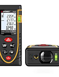 cheap -SNDWAY laser distance meter 50M  laser rangefinder range finder laser tape measure build device roulette trena ruler