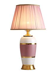 Недорогие -Настольная лампа Новый дизайн Художественный / Современный современный Назначение Спальня / Офис Фарфор 220 Вольт Розовый