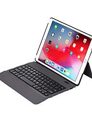 "cheap -Bluetooth Multimedia Keyboard Rechargeable / Frosted ForIpad 2019 10.2"" iOS Bluetooth / Type-c"