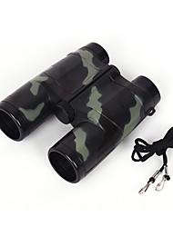 Недорогие -4 X 35 mm Бинокль Зеркала Анти-шоковая защита Защита от удара Держать в руке маскировка BAK4 Повседневный Представления На открытом воздухе ABS + PC