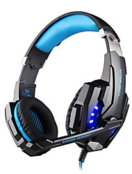 cheap -KOTION EACH G9000 Gaming Headset Wired Gaming Stereo Dual Drivers with Microphone