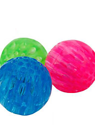 cheap -Ball Dog Toy Pet Toy Squeak / Squeaking Rubber Gift