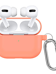 cheap -Case For AirPods Pro Shockproof Headphone Case Hard