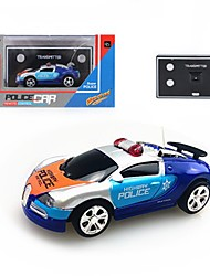 cheap -RC Car 2.4G Car 1:8 Brushless Electric 10 km/h Rechargeable / Remote Control / RC / Electric