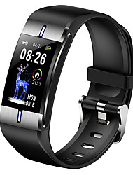 cheap -BM08 Smart Wristband Bluetooth Fitness Tracker Support Notify/ Blood Pressure Oxygen Measurement Waterproof Smart Watch for Samsung/ Iphone/ Android Phones With TWS Wireless Bluetooth Headset