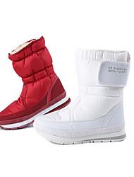 Недорогие -Жен. Зимние сапоги Зимние ботинки Резина Махровая ткань Снежные виды спорта Зимние виды спорта С защитой от ветра Теплый Противозаносный Зима