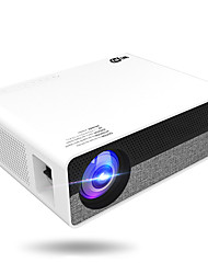 cheap -HoDieng Full HD 1080P Physical Resolution Android 8.0 OS Video Projector With 5G WIFI Support 4K LED Projector HD099