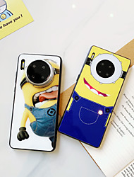cheap -Case For Huawei Mate 30 / Mate 30 Pro Shockproof Back Cover Cartoon TPU