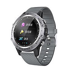 cheap -KUPENG P8 Men Women Smartwatch Android iOS Bluetooth Waterproof Touch Screen Heart Rate Monitor Blood Pressure Measurement Sports ECG+PPG Timer Stopwatch Pedometer Call Reminder