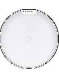 cheap -Baseus iX Desktop Wireless Charger Silver