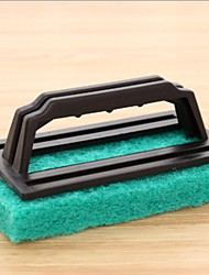 cheap -Kitchen Cleaning Supplies Sponge Lint Remover & Brush Form Fit 1pc