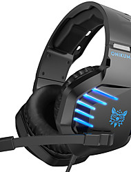 cheap -ONIKUMA K17 Gaming Headset Wired Gaming Stereo Dual Drivers with Microphone