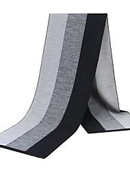 cheap -Men's Basic Rectangle Scarf - Striped