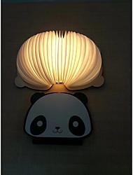 Недорогие -5v USB водить ночи украшения книги лампы лучше для дня рождения / внутреннего освещения / Рождество освещения