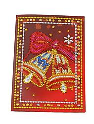 cheap -1 pc DYI Diamond Painting Christmas Card
