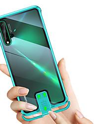 cheap -Case For Huawei nova 5 / nova 5 pro Ultra-thin Back Cover Transparent Plastic